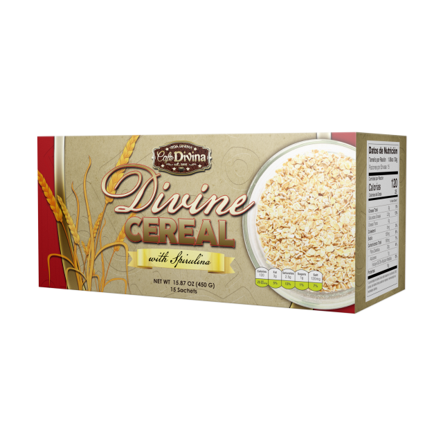Divine Cereal